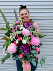 "Who is behind Melbourne online florist ""Flowers for Jane"""