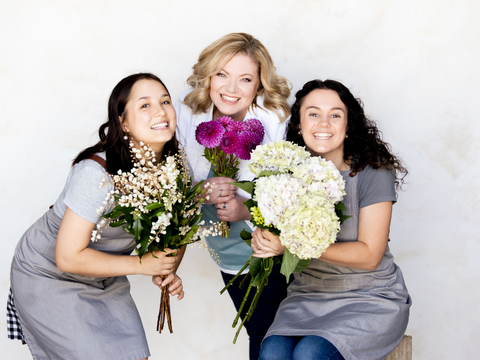 the team at Flowers for Jane