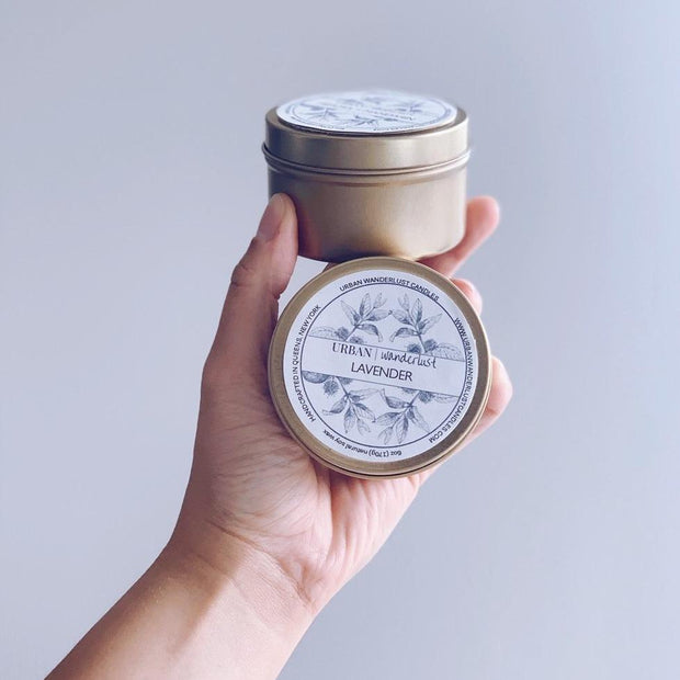 Bamboo + Coconut Soy Candle 1