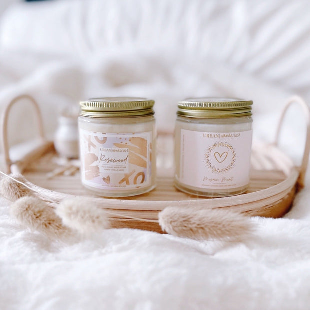 Whiskey Blend Soy Candle 1