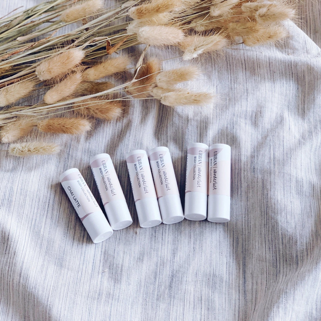 Lip Balms - SET OF 3