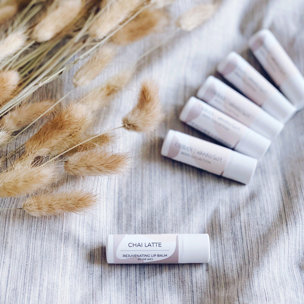 Chai Latte Lip Balm