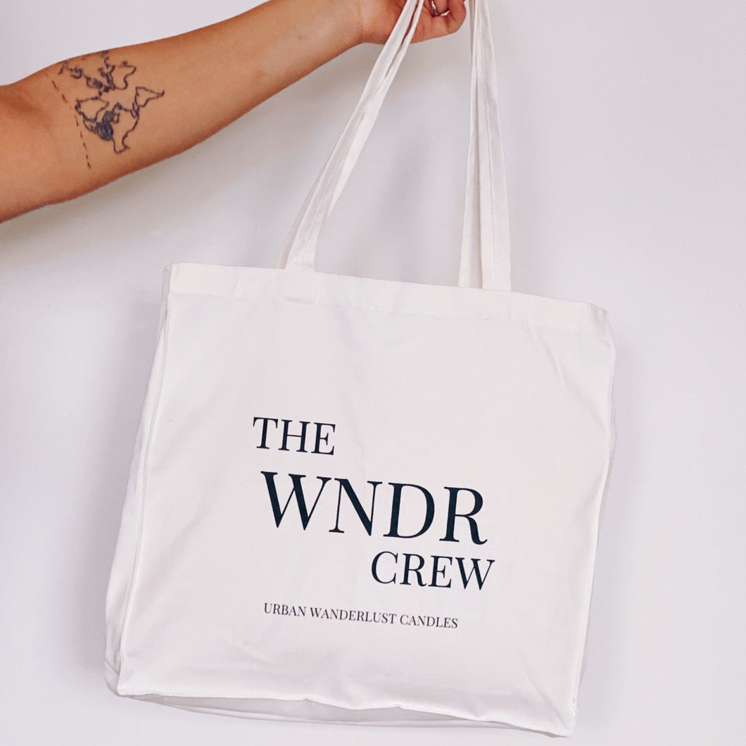 The Wander Crew Tote Bag