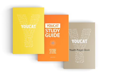 YOUCAT 3 Volume Set: Catechism, Study Guide, and Prayer Book