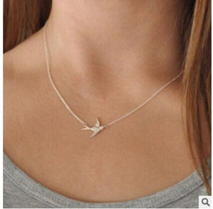Dove Necklace