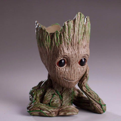 Limited Edition Groot Pencil Holder and Desk Organizer