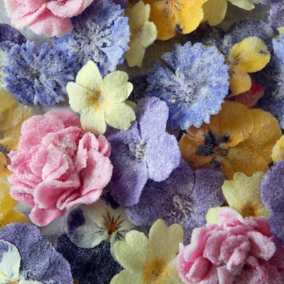 Crystallising Flowers