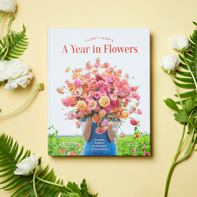 Book Launch Event ~  A Year In Flowers