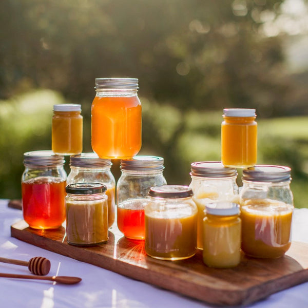 Puriri Lane | Bee Aware Month | Honey