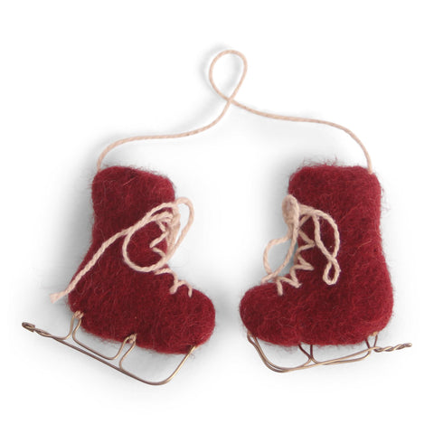 Éng Gry Sif   Felted Ice Skates