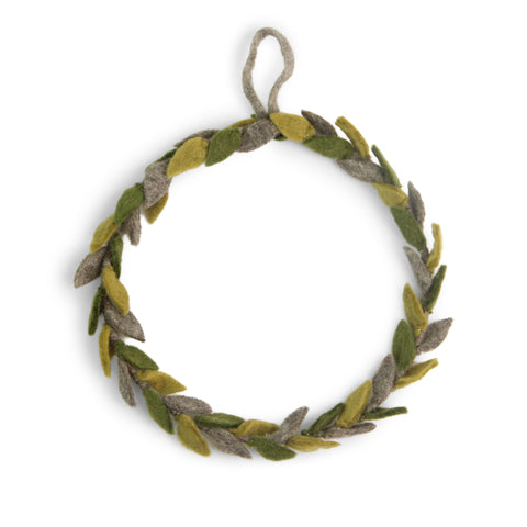 Éng Gry Sif   Felted   Wreath