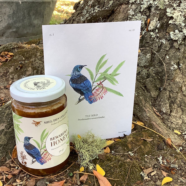 Puriri LAne | Miel des Collines | Rewa Rewa Honey