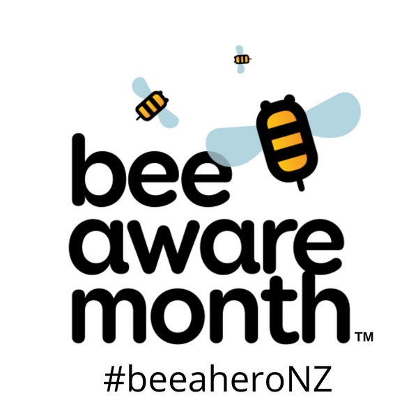 Puriri Lane | Bee Aware Month 2020