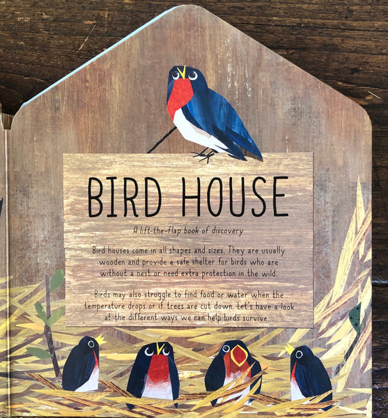 Puriri Lane | Bird House | Libby Walden