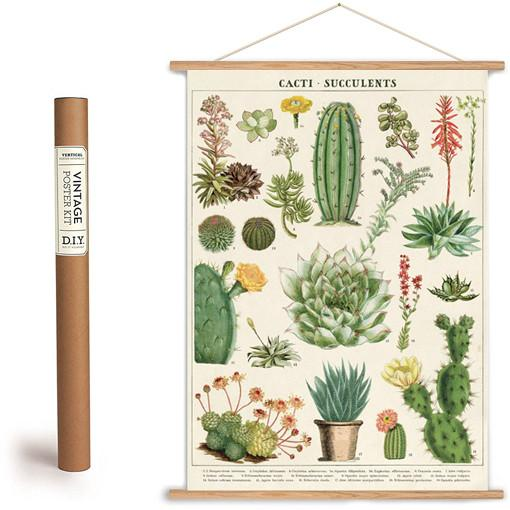 Wrap Poster Kit | Vertical | Cavallini & Co