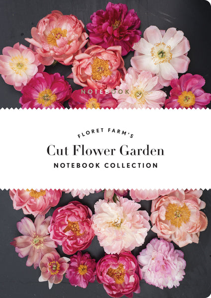 Floret Flower Farm's Notebook Collection | Set of 3