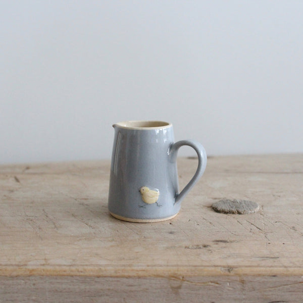 Puriri Lane | Tiny Jug | Blue | Chick