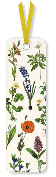 Botanical Bookmark