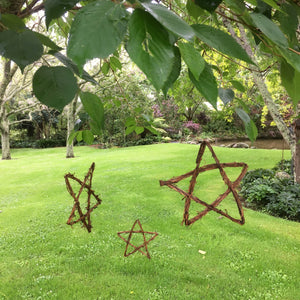 Puriri Lane | Twig Stars | Set of 3