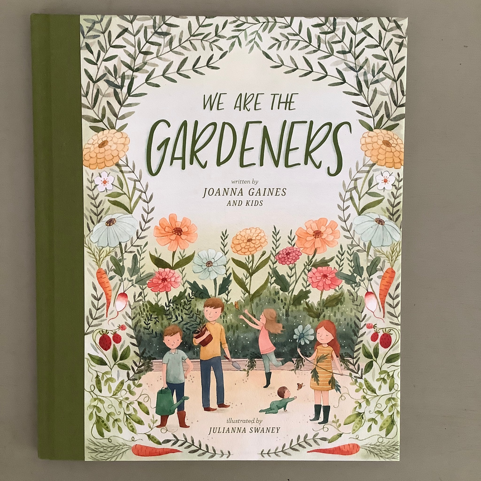 Puriri Lane |  We Are The Gardeners | Joanna Gaines & Kids