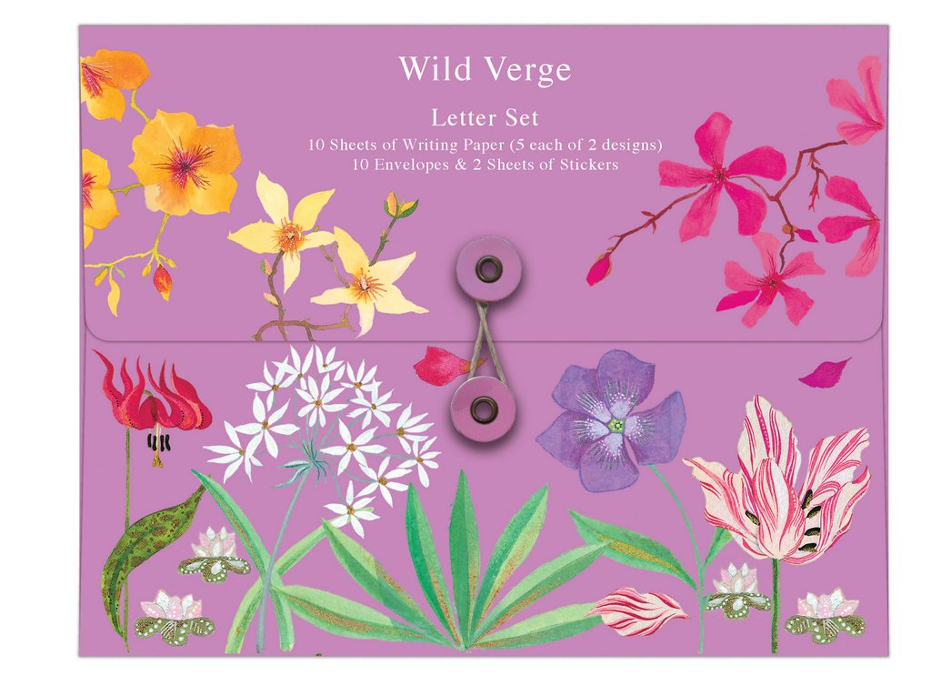 Puriri Lane | Writing Set | Wild Flowers