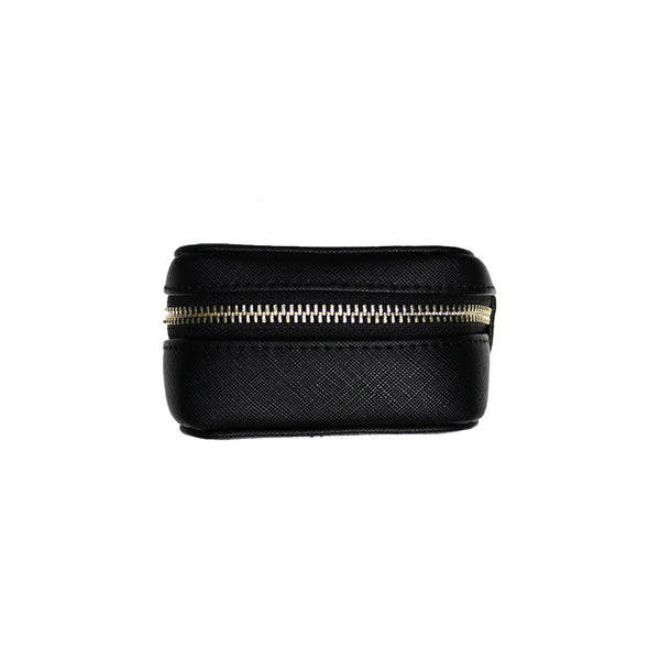 Small Black Cosmetic Case