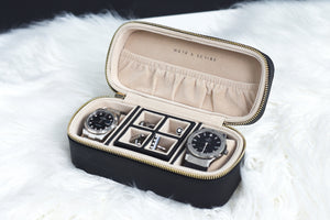 Black Watch and Jewellery Case