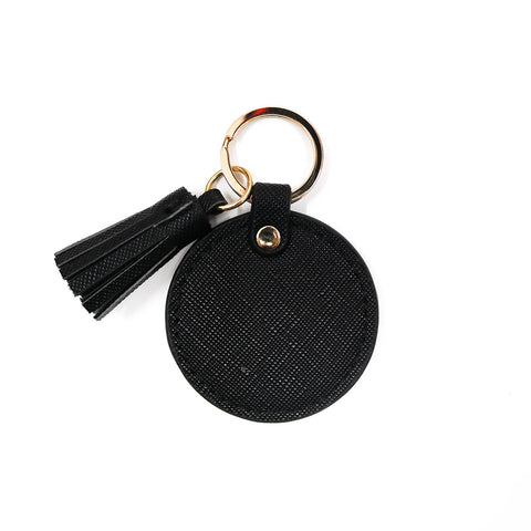 products/CircleBlackKeyRingBack.jpg