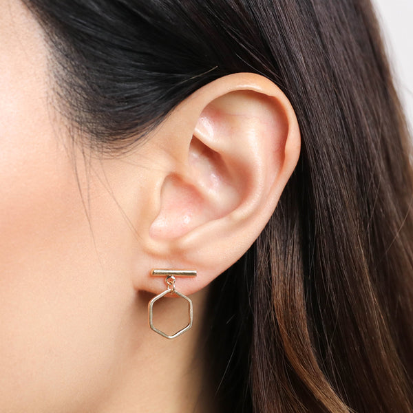 Harmony Earrings - Gold