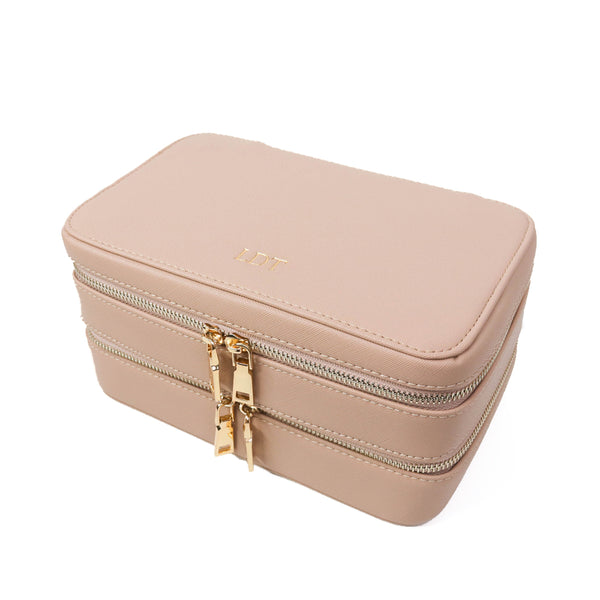 Large Blush Cosmetic Case