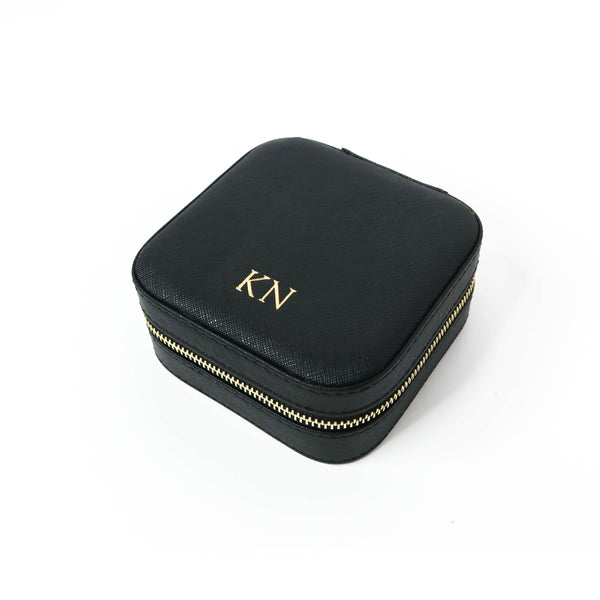 Sample: Small Black Jewellery Case