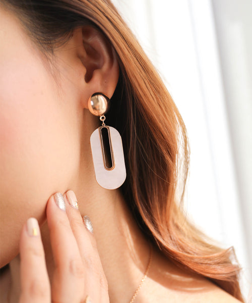 Diana Pearl Drop Earrings