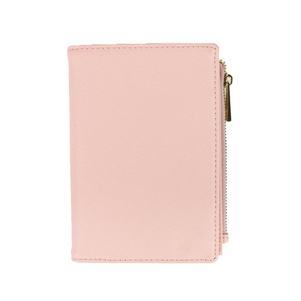 Pink Passport Wallet