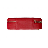 Medium Deep Red Cosmetic Case