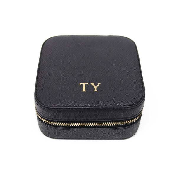 Small Black Jewellery Case