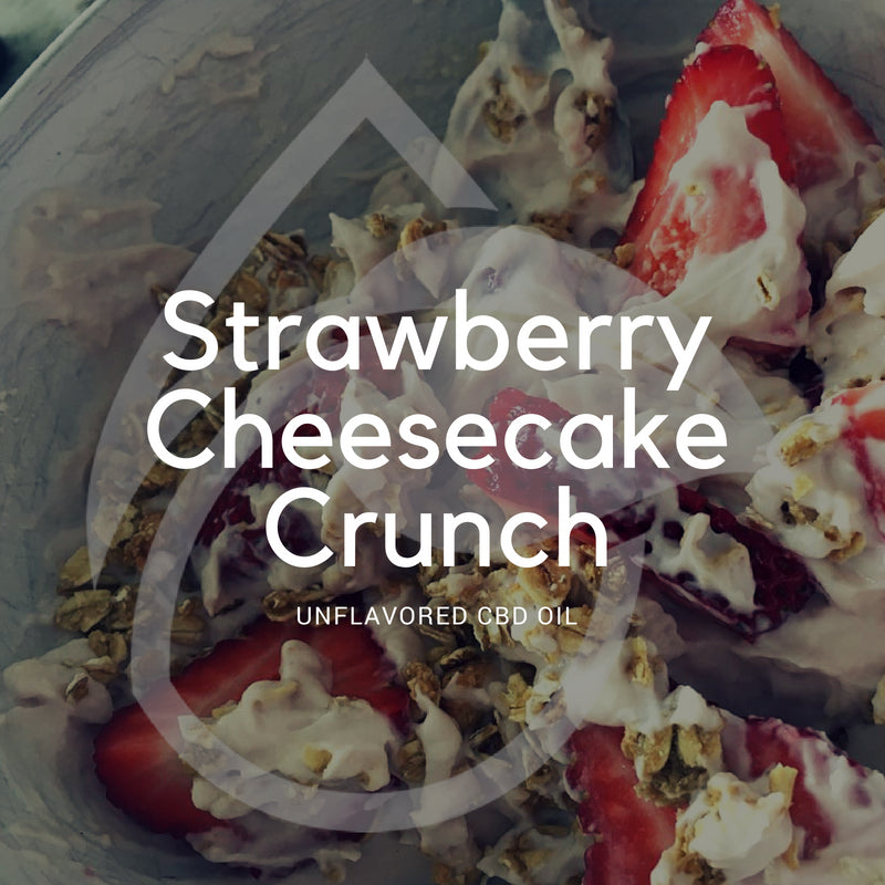 How to Make Strawberry Cheesecake Crunch