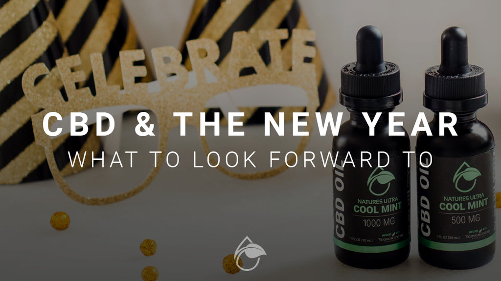 CBD and the New Year - What to Look Forward To