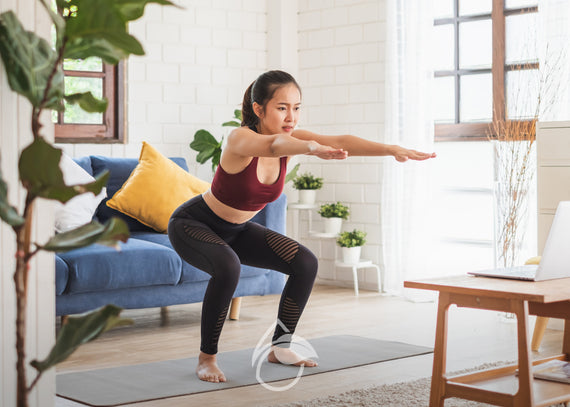 Best Ways to Exercise in Your Home