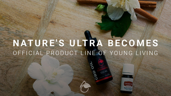Nature's Ultra Becomes Official Product Line of Young Living
