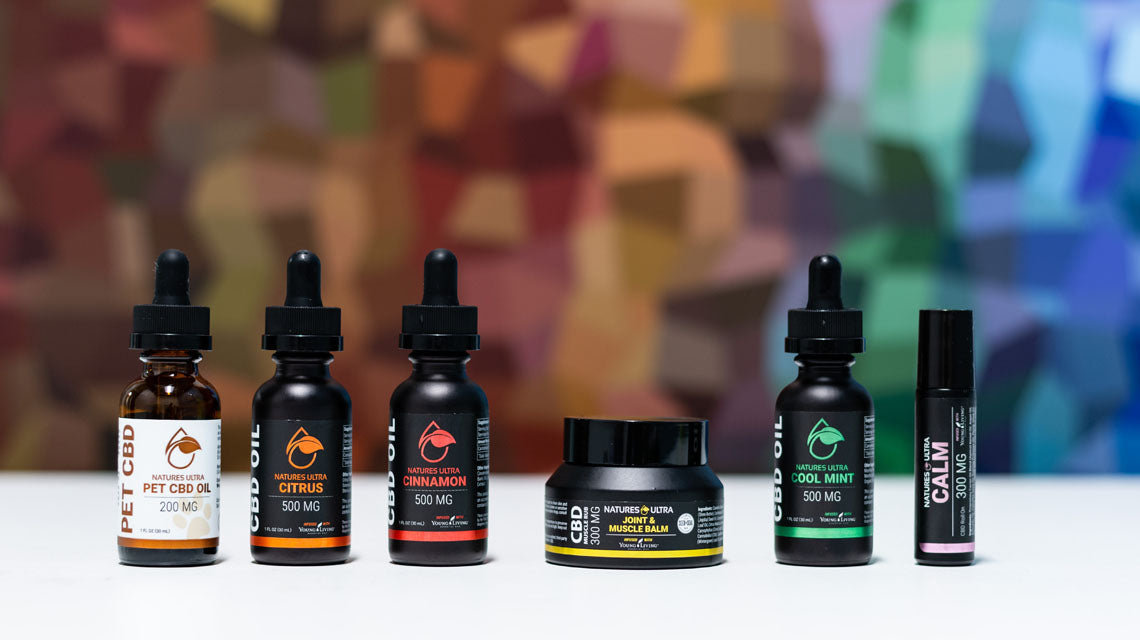 How to Choose Your CBD - Full Spectrum, Broad Spectrum, or CBD Isolate