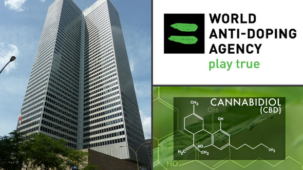 Cannabidiol (CBD) is no longer prohibited by the World Anti-Doping Agency (WADA)