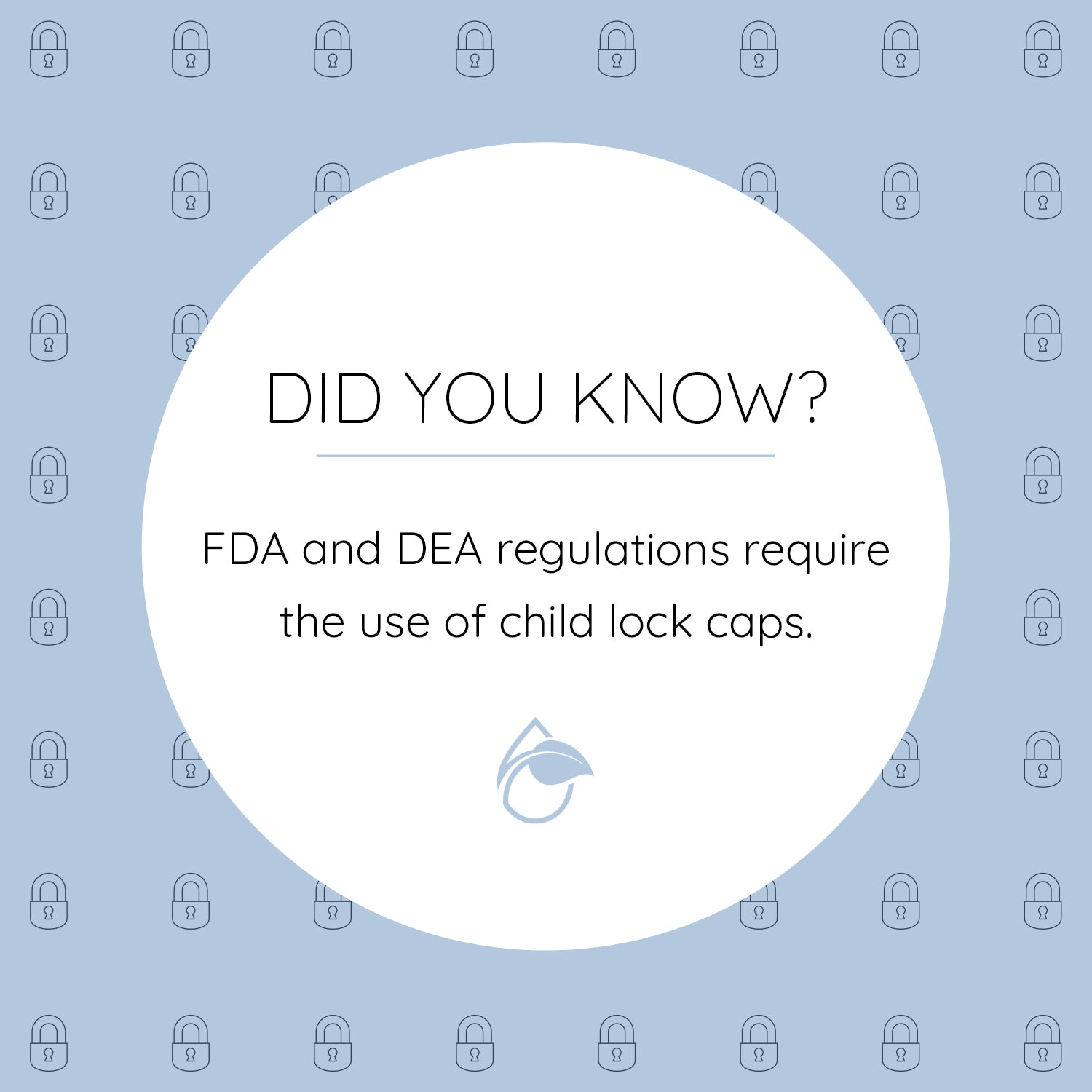 DYK - Child Lock Caps