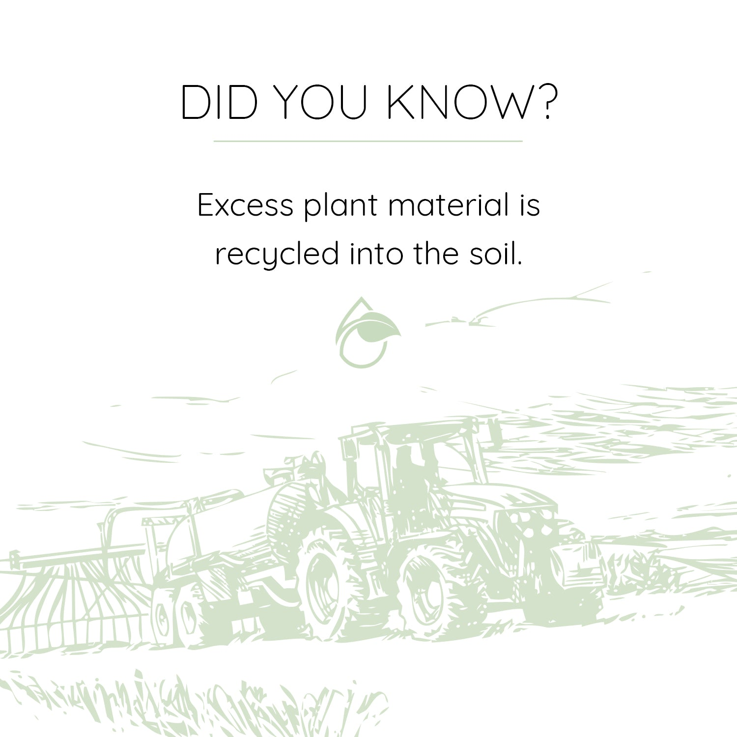 DYK - Recycling Plant Material