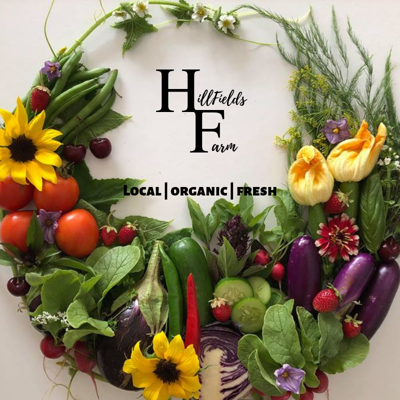 HOME DELIVERED ~ Organic Produce Box