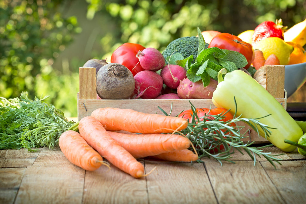 WEEKLY ~ Organic Produce Box ~ Delivered