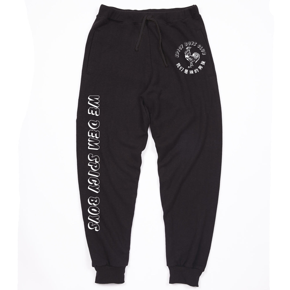 Spicy Boys Club Fleece Joggers - Adventure Brand