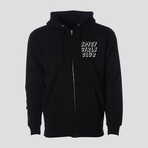 Spicy Girls Club Zip-Up Hoodie