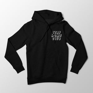 Stay Home Club Pullover Hoodie