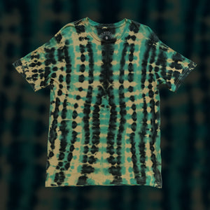 Reptilian Overlord Colorway Limited Edition Tie Dye Tee
