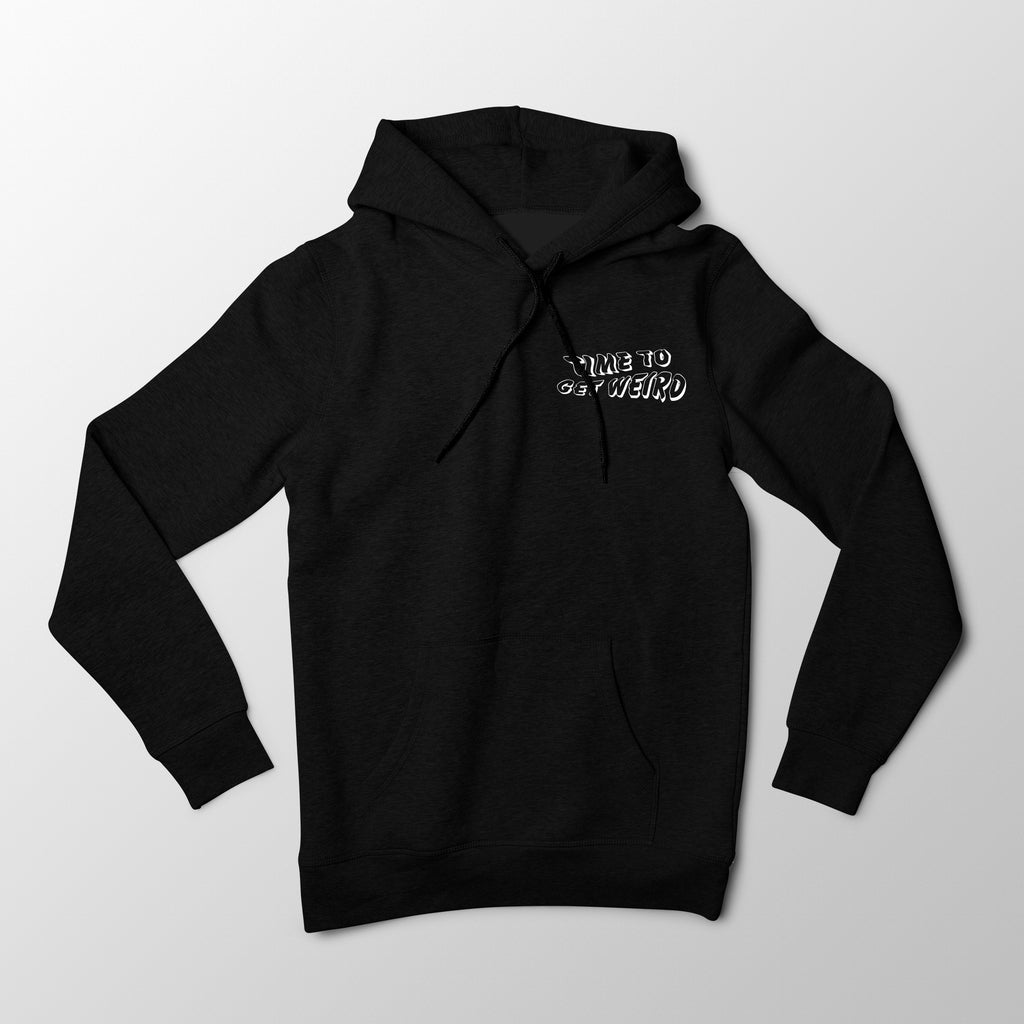 Time to Get Weird Pullover Hoodie - Adventure Brand